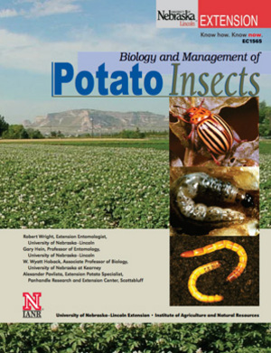 Biology and Management of Potato Insects