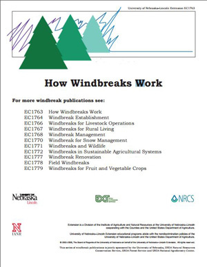 How Windbreaks Work