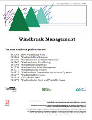 Windbreak Management