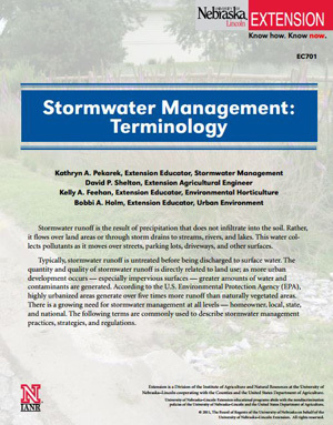 Stormwater Management