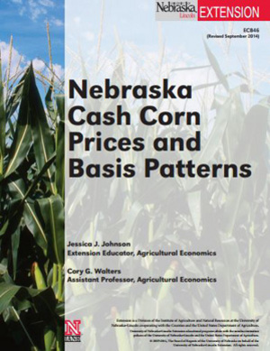 Nebraska Cash Corn Prices and Basis Patterns